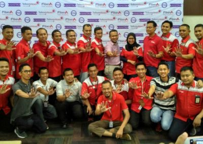sigtech cfot telekom akses indonesia