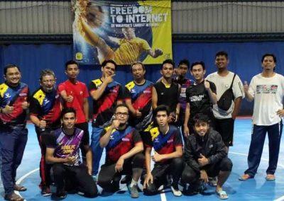 Futsal SIGtech vs Ex-Student